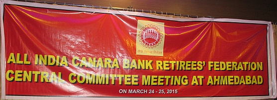 3rd CC MEETING AT AHMEDABAD MARCH 24-25, 2015